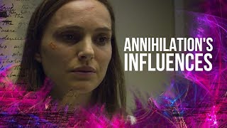 Showing The Incomprehensible - Annihilation's Influences
