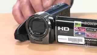 Handycam Video Cameras Part 3 - Camcorder to TV