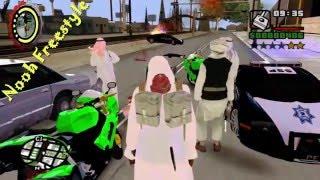 داعش في GTA San جاتا سان أندريس mods GTA San داعش الارهابي قتل المدنيين الأبرياء