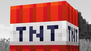 They updated TNT in Minecraft 1.14 ...there