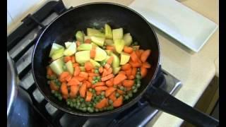 SABZIYAN  (Mixed Vegetables) Bajias Cooking