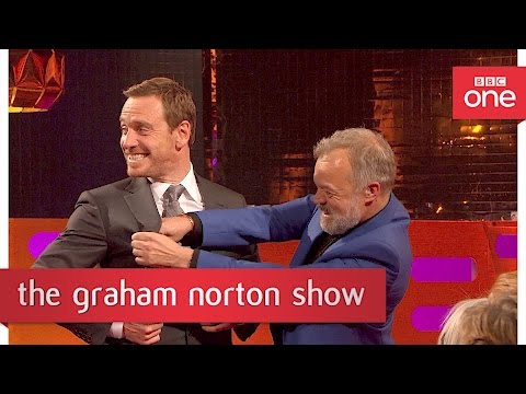 Michael Fassbender s breakdancing moves The Graham Norton Show 2017 Preview BBC One