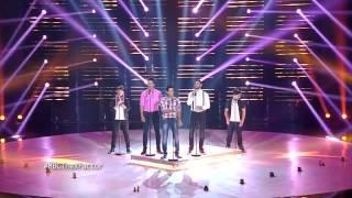 MBC The X Factor -The Five  -يا بنت السلطان - العروض المباشرة