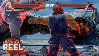 Highlight Reel #308 - Akuma Takes Cheap Shot, Gets What He Deserves