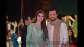 Musafir   Atif Aslam & Sara Bharwana مترجمة