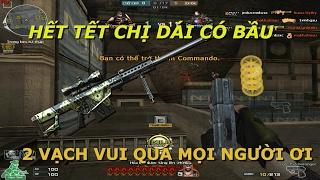 Bình Luận CF : Barrett-Octagon Camo - Tiến Xinh Trai Zombie V4