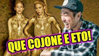 Shakira ft. Nicky Jam - Perro Fiel REACCION Coreano Loco