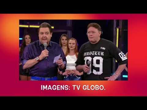 Faustão Mete a boca na Globo e no Governo Ao Vivo! parte 2