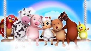 Top 10 Nursery Rhymes | Farmees Collection | Kids Songs | Baby Rhymes