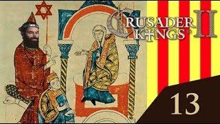 Crusader Kings II Multiplayer - Jews of Barcelona #13