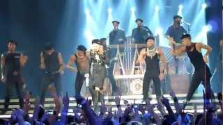 Madonna Holiday MDNA Tour Toronto Air Canada Centre September 12, 2012