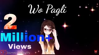 Wo Dheere Dheere || Love Romantic Song || whatsapp Status Video