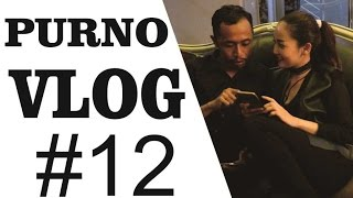 VLOG FURRY SETYA #12 - Purno naik mobil mimin