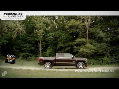 Penske Chevrolet Of Cerritos November Offers SPS