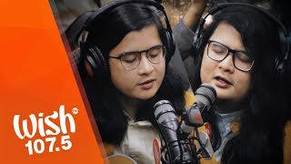 """Ben&Ben performs """"Maybe The Night"""" (Exes Baggage OST) LIVE on Wish 107.5 Bus"""
