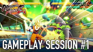 Dragon Ball FighterZ - XB1/PS4/PC - Gameplay session #1
