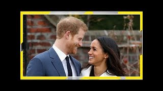 Why meghan markle's engagement to prince harry is controversial Breaking Daily News