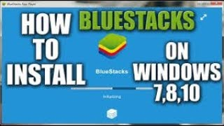 How to download and install Bluestacks 2 on pc