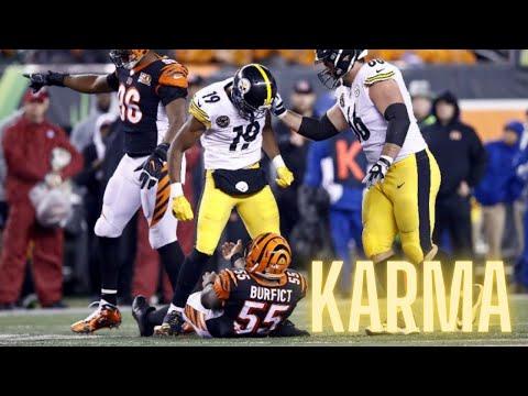 NFL Karma s A BI CH Moments