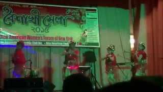 Boishakhi 2015 Dance Clip 2