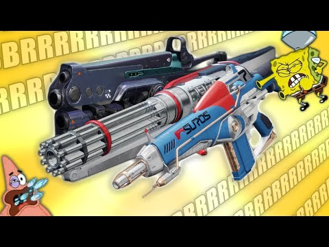 A Season of Auto Rifles and Other Things