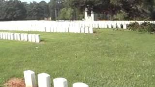 Andersonville National Site - Raiders Gravesite