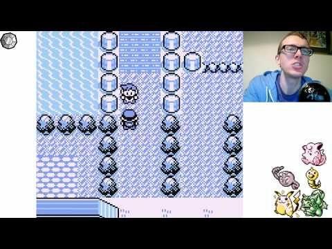 Tsw Plays: Pokemon Red. Part 5 Gym Leader Misty + Rival Battle 3