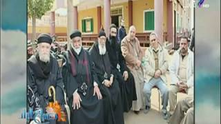 شاهد أقباط مصر يتحدوا الارهاب ببناء مساجد وتلاوة القرأن في الافراح