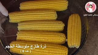 تخزين الذرة بطريقة سهلة افضل من الجاهز لاكثر من سنة مع رباح محمد ( الحلقة 241 )