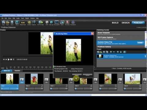 Xxx Mp4 Hướng Dẫn Proshow Producer Xuất File Video Dạng MP4 3gp Sex