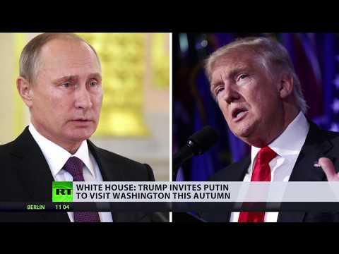 Xxx Mp4 White House Trump Invites Putin To Washington This Fall 3gp Sex