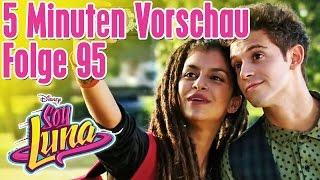 5 Minuten Vorschau - SOY LUNA Folge 95 || Disney Channel