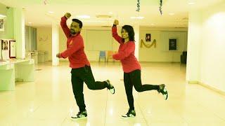 Cham Cham | Zumba Choreo by Naveen Kumar & Jyothi Puli | NJ Fitness