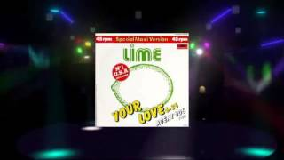 Lime - Your Love (Original Extended Long Edit) [1981 HQ]