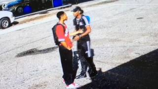 Fatal confrontation caught on convenience store camera