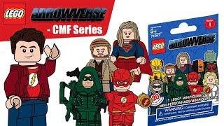 LEGO Arrowverse CMF Series