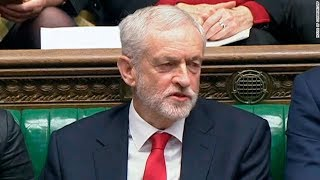 Jeremy Corbyn called back to Commons to deny calling PM May a stupid woman