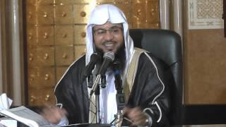 سورة العصر||التفسير المفصل|| الشيخ محمد بن علي الشنقيطي | 1437/3/18هـ