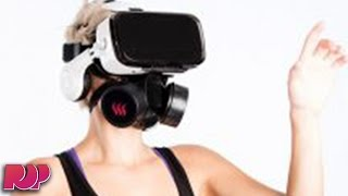 VR Porn Now Comes With SMELLS - Breath, Body Odor, and PANTIES!