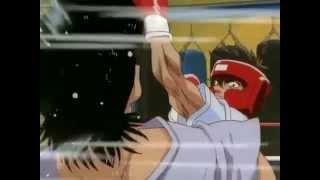 Sendo vs Takamura - Sparring [Eng Sub]
