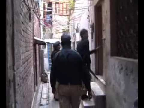gujranwala police in action