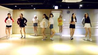 Oh My Girl  i-ing dance practice mirrored