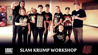 KRUMP WORKSHOP by SLAM @ NOGI V RUKI 9