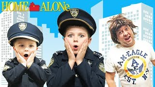 Home Alone 2 Kids Parody Video