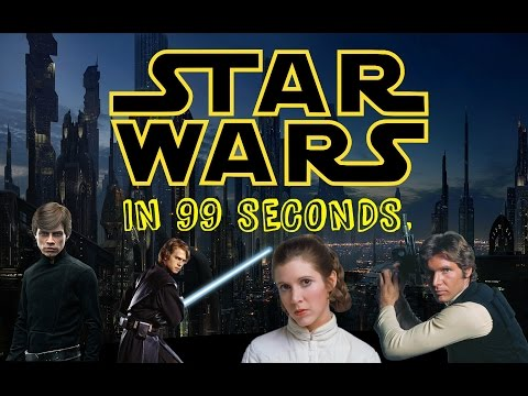 Download STAR WARS IN 99 SECONDS.