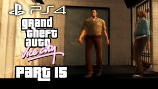 Grand Theft Auto Vice City PS4 Gameplay Walkthrough Part 15 - SPENDING $120,000 - NO ESCAPE