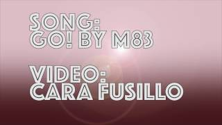 M83 Go! feat Mai Lan Lyric Video