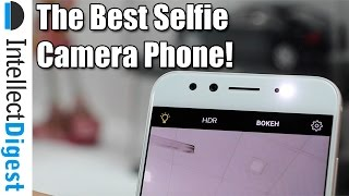 Why Vivo V5 Plus Is The Best Selfie Camera Phone Ever!