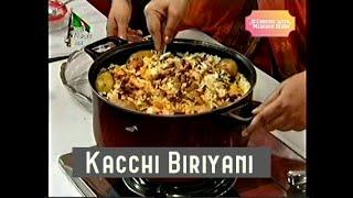 কাচ্চি বিরিয়ানি -Recipe by Meherun Nessa presented at ATN RANNA GHOR (every Saturaday 11:30 AM)