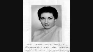 Maria Callas Fist Recital  Tristan und Isolde Liebestod: Dolce e calmo 1949*